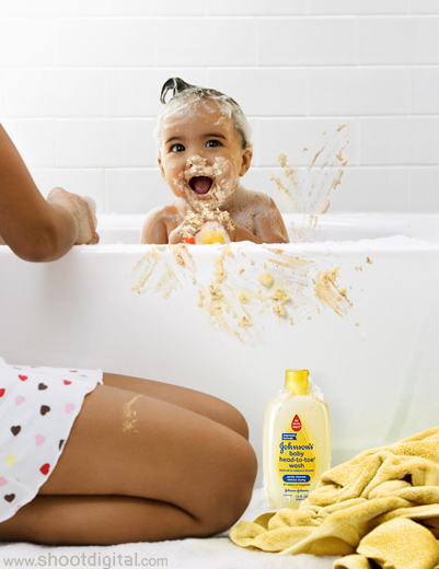 shootdigital; BBDO, Johnson & Johnson